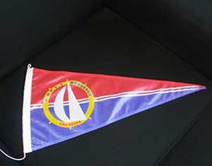 Drapeaux Dejean Marine, fabricant de guidons marin pour guirlande nautique