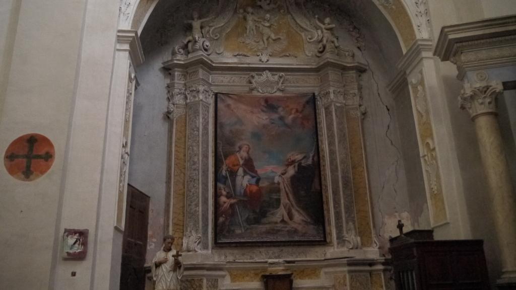 Panneau en tissu Saint-Nicolas-de-Myre