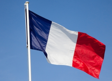 drapeau français tricolore