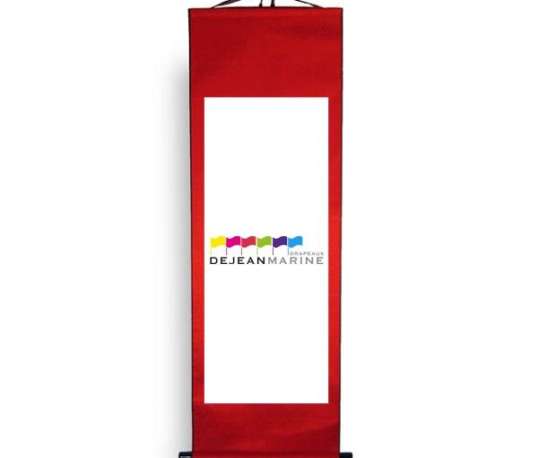 Dejean drapeaux d couvrez le kakemono support de for Kakemono exterieur