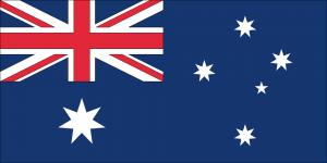 Le drapeau Australien Drapeaux Dejean Marine
