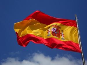 Le drapeau Espagnol Drapeaux Dejean Marine