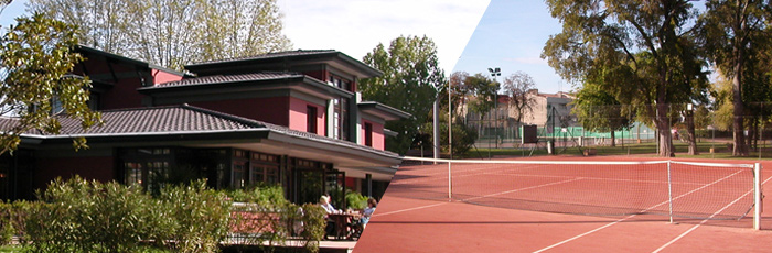 Villa Primrose aujourd'hui club de tennis Bordeaux
