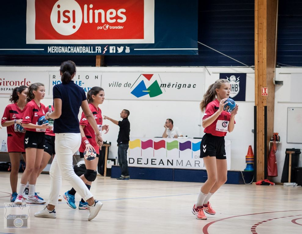 2017 joueuses devant banderole DDM