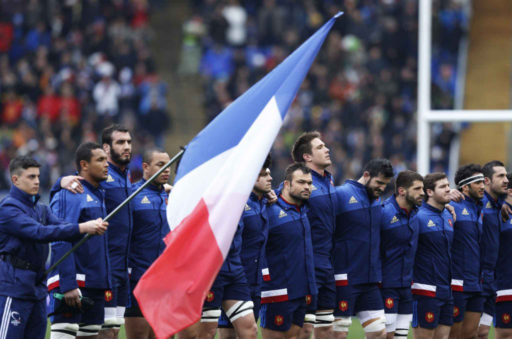 Tous supporters du XV de France !