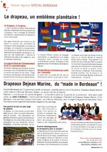 Article dans le magazine Entreprendre de mai – juin 2014