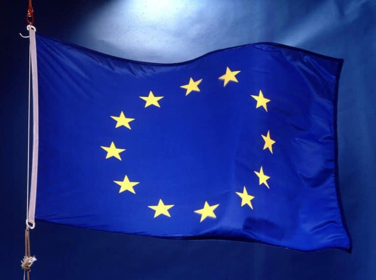 drapeau de l'europe dejean drapeaux origine du drapeau de l'union europeenne