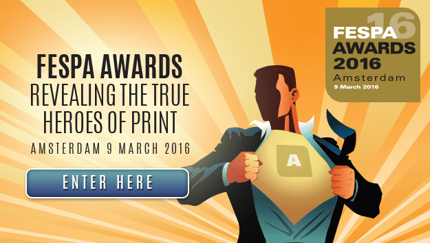 FESPA Awards 2016