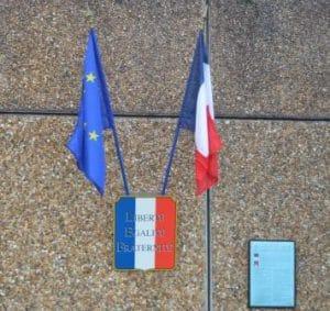 Kit Loi Peillon drapeau france europe droits de l'homme