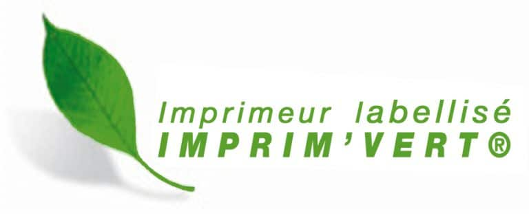 Respect du label Imprim'vert