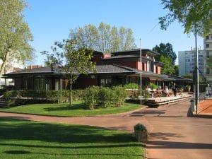 Villa Primrose le club house