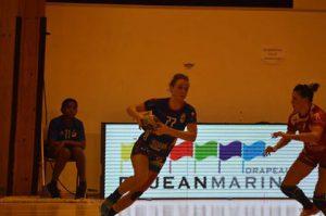 partenariat entre mérignac handball et dejean marine