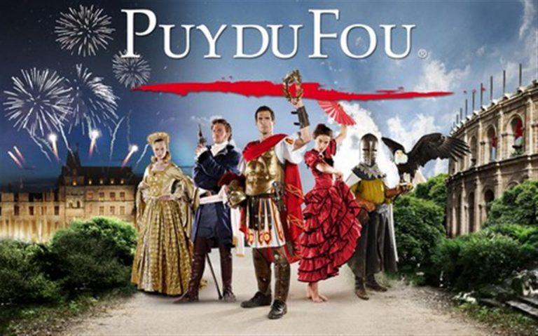 Parc d'attraction le Puy du Fou
