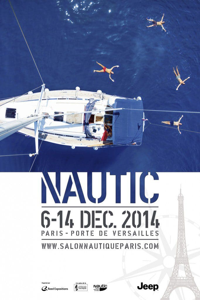 "Le ""Nautic"", le salon du nautisme"