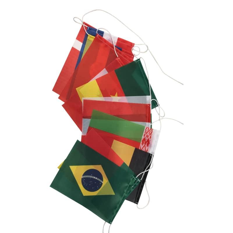 guirlandes de pays fabricant de drapeaux bordeaux. Black Bedroom Furniture Sets. Home Design Ideas