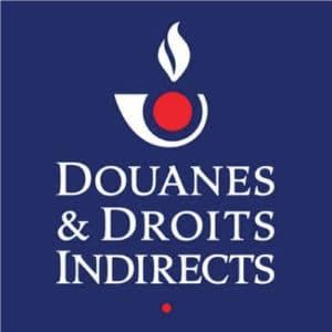 logog douanes française