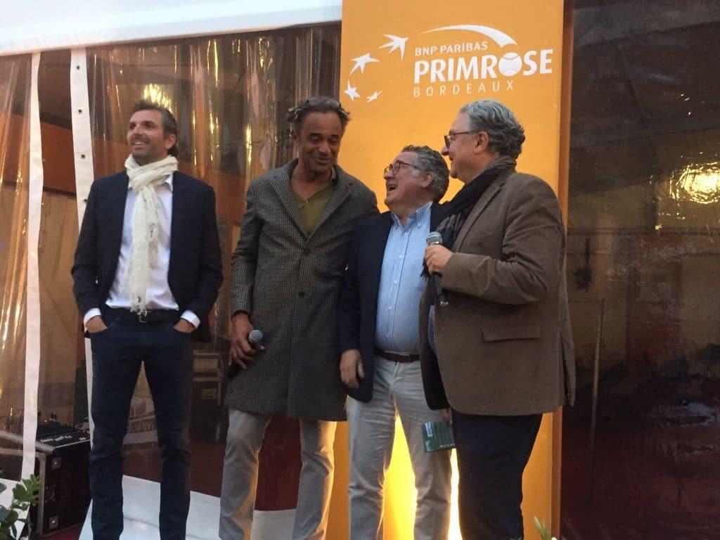 L'association Fête le Mur organisait sa vente aux enchères à Primrose